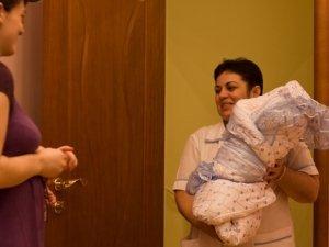 Родильное отделение 21 при больнице им. Пирогова                             Россия ,                                                                            Самара                             ,