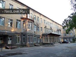 Роддом городской больницы №17                             Украина ,                                                                            Донецк                             ,