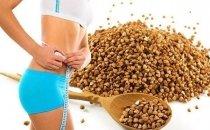 Гречневая диета эффективна для похудения