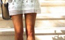С чем носить сандалии-гладиаторы?