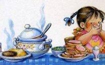 Что ваш ребенок ест на завтрак