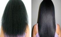 Процедура ботокс для волос