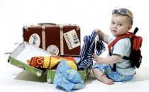 С какого возраста лучше путешествовать с детьми?