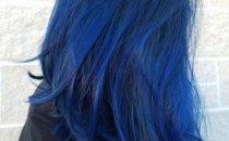 Дочь - подросток хочет синие волосы