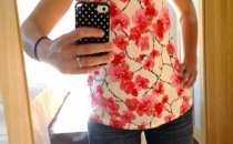 Что делать с блузкой - избавиться или оставить?
