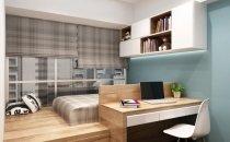 Какой вариант комнаты для подростка лучше?