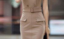 Не будет ли вытягиваться трикотажное платье?