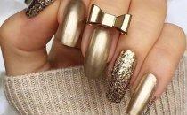 Декор на ногтях