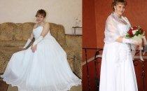 Спать девочке в старом свадебном платье. Можно ли?